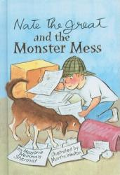 Nate the Great and the Monster Mess (ISBN: 9780756906740)
