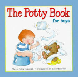 Potty Book for Boys (ISBN: 9780764152320)