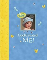 God Created Me! : A Memory Book of Baby's First Year (ISBN: 9780842339582)