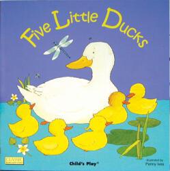 Five Little Ducks (ISBN: 9780859531412)
