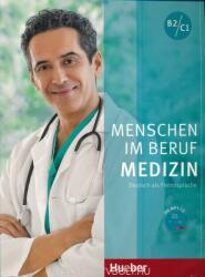 Menschen Im Beruf -Medizin Kursbuch Mit Mp3 (ISBN: 9783197011905)