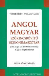 Angol-Magyar szókincsbővítő szinonimaszótár (2016)