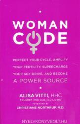 WomanCode - Alisa Vitti (ISBN: 9780062130792)