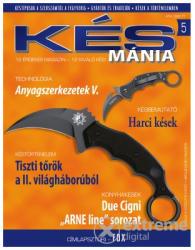 Késmánia Magazin 5. szám (2016)