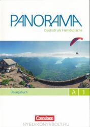 Panorama - Deutsch als Fremdsprache A1 Übungsbuch mit Audio CD (ISBN: 9783061205607)