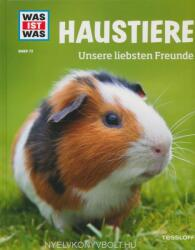 Haustiere - Annette Hackbarth (ISBN: 9783788620936)