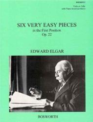 Edward Elgar - Six Very Easy Pieces Op. 22 (ISBN: 9781849383745)