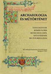 Archaeologia és műtörténet (ISBN: 9789634160212)