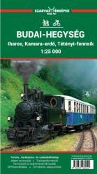 Budai-hegység - turistatérkép (ISBN: 9789639982949)