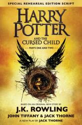 Harry Potter and The Cursed Child/ Parts One and Two (ISBN: 9780751565355)