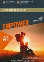 Cambridge English Empower Starter Student's Book (ISBN: 9781107465947)
