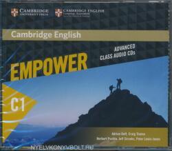 Cambridge English Empower Advanced Class Audio CD (ISBN: 9781107469129)