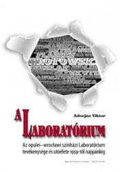 A Laboratórium (ISBN: 9789637596858)