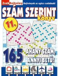 ZsebRejtvény SZÁM SZERINT Könyv 12 (ISBN: 9782064214814)