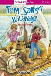 Olvass velünk! - Tom Sawyer kalandjai (ISBN: 9789634456018)
