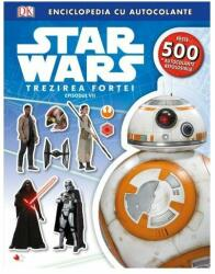 Disney. Star Wars. Trezirea Forței. (Episodul VII). Enciclopedia cu autocolante (ISBN: 9786063303142)