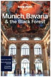 Lonely Planet Munich, Bavaria & the Black Forest - collegium (ISBN: 9781743211052)