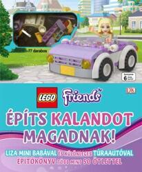 LEGO Friends - építs kalandot magadnak (2016)