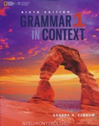 Grammar in Context 1 (ISBN: 9781305075375)