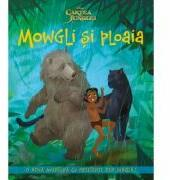 Disney. Cartea Junglei. Mowgli şi ploaia (ISBN: 9786063305320)