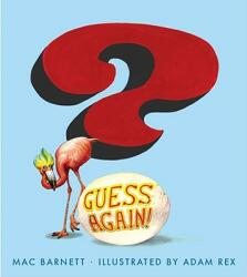 Guess Again! (ISBN: 9781416955665)