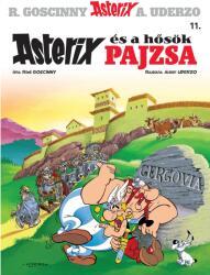 Asterix 11. - És a hősök pajzsa (2016)