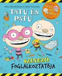 Tatu és Patu színező foglalkoztatója (2016) (2016)