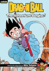 Dragon Ball 1 - Akira Toriyama, Gerard Jones (ISBN: 9781421529455)