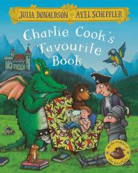 Charlie Cook's Favourite Book - Julia Donaldson (0000)