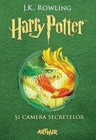Harry Potter și camera secretelor (ISBN: 9786067880045)