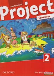 Project 2 Tankönyv - 4th Edition (ISBN: 9780194022620)
