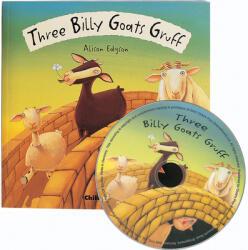 Three Billy Goats Gruff - Alison Edgson (ISBN: 9781846430893)