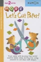 More Let's Cut Paper! - Akaishi Shinobu (ISBN: 9781933241333)