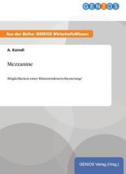 Mezzanine - A Kaindl (ISBN: 9783737940504)