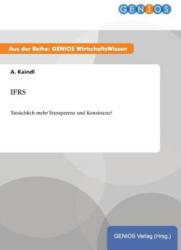A Kaindl - Ifrs - A Kaindl (ISBN: 9783737940481)