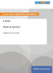 Marks & Spencer - A Kaindl (ISBN: 9783737940436)