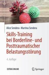 Skills-Training bei Borderline- und Posttraumatischer Belastungsstrung (ISBN: 9783662493427)