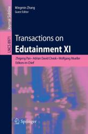 Transactions on Edutainment XI (ISBN: 9783662482469)