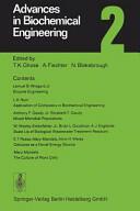 Advances in Biochemical Engineering 2 (ISBN: 9783662155868)