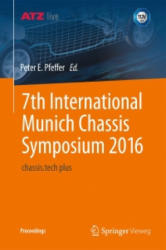 7th International Munich Chassis Symposium 2016 - Chassis. Tech Plus (ISBN: 9783658142186)