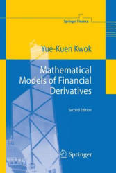Mathematical Models of Financial Derivatives (ISBN: 9783642447938)