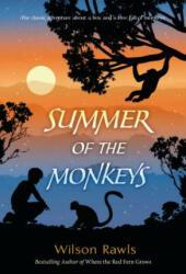 Summer of the Monkeys (ISBN: 9780440415800)