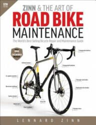 Zinn & the Art of Road Bike Maintenance (ISBN: 9781937715373)