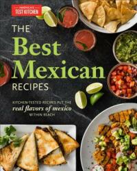 Best Mexican Recipes (ISBN: 9781936493975)