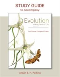 STUDY GUIDE TO ACCOMPANY EVOLUTION (ISBN: 9781936221851)