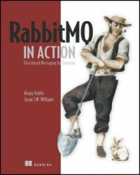 RabbitMQ in Action - Alvaro Videla (ISBN: 9781935182979)
