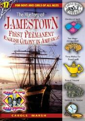 The Mystery at Jamestown: First Permanent English Colony in America! (ISBN: 9780635063151)