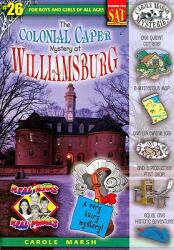 The Colonial Caper Mystery at Williamsburg (ISBN: 9780635068262)