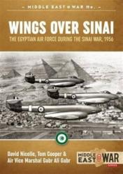 Wings Over Sinai - The Egyptian Air Force During the Sinai War, 1956 (ISBN: 9781911096610)