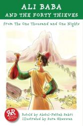 Ali Baba and the Forty Thieves - One Thousand and One Nights (ISBN: 9781911091011)